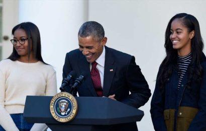 Sasha Obama Just Hit a Major Milestone