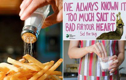Is salt really as damaging as doctors claim?