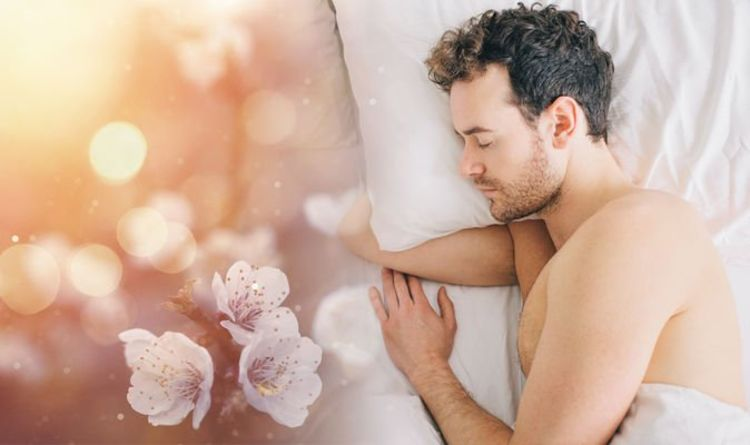 Pollen count: How to sleep if you have hay fever and the count is high