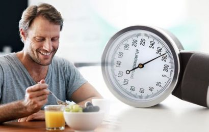 High blood pressure: Six lifestyle changes to make to lower your reading
