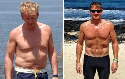 Gordon Ramsay weight loss: US MasterChef star sheds more than 3st by using simple method