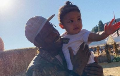 Big Girl! Stormi Shows Off Talking Skills in Video With Travis Scott