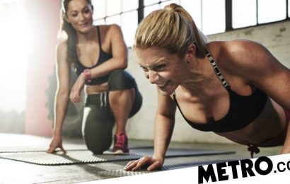 Daily Fitness Challenge: How many press-ups can you do in 30 seconds?