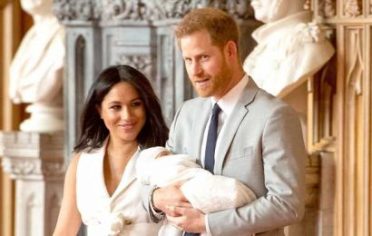 Prince Harry and Duchess Meghan Will Bring Archie to Scotland