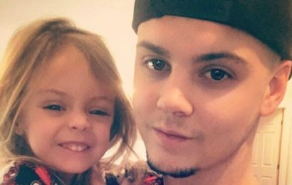 Tyler Baltierra Defends Letting Daughter Sit on Counter: I'm 'Not Perfect'