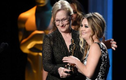 Meryl Streep and Billie Lourd! Dolly Parton and Miley Cyrus! Which Stars Have Famous Godparents?