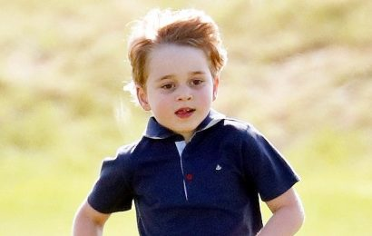 Prince George's Royal Life in Photos