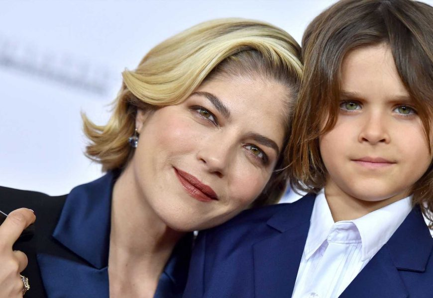 Selma Blair Says Her 8-Year-Old Son Has 'Seen A Lot' Since Her MS Diagnosis