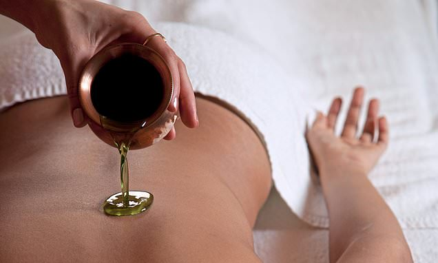 SPA DOCTOR:Magic touch that got my neck moving again