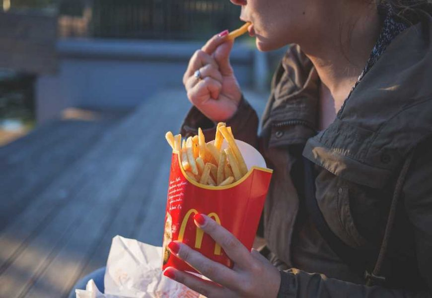 Fast food: Tips for choosing healthier options