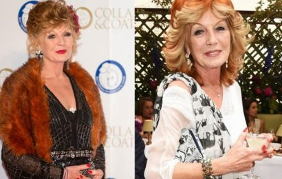 Rula Lenska health: 'It was getting hard tuning into conversations' – Signs and symptoms