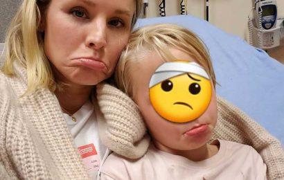 Kristen Bell Reveals Her Daughter Was Rushed to ER for First Time After She Slammed Finger in Door