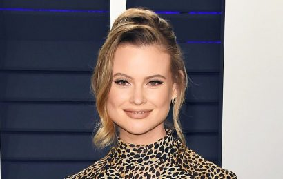 Behati Prinsloo's Rare Pic With Daughters: Wouldn't 'Change a Single Thing'