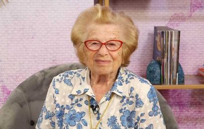 Dr. Ruth Shares Advice for Talking to Kids About Sex