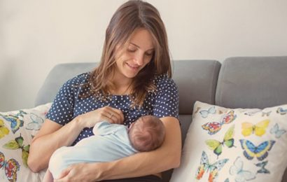 The first month: Essential health tips for breastfeeding mothers