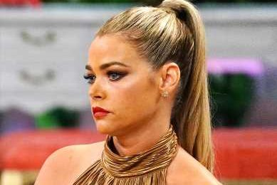 Denise Richards Changed Her Diet After Fans Noticed Her Enlarged Thyroid: 'I Thank All of You'
