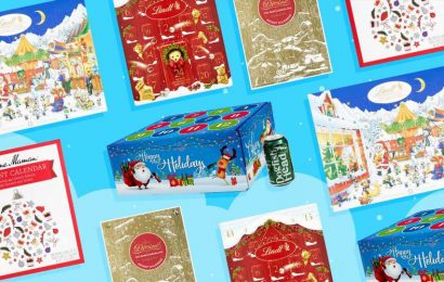 All the Edible Advent Calendars You Need in 2019