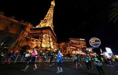 Rock'n'Roll Las Vegas Marathon Review