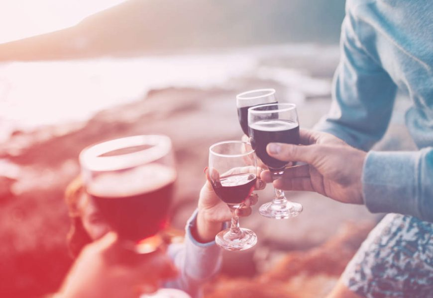 FYI: Wine Might Not Be Totally Gluten-Free