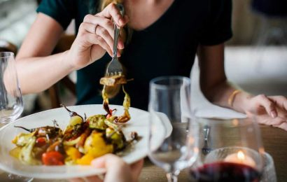 Cutting calories? Budget by meal, not by day