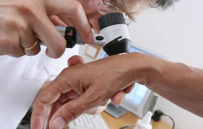 Number of skin cancer cases is rising rapidly – health insurance is climate change to blame