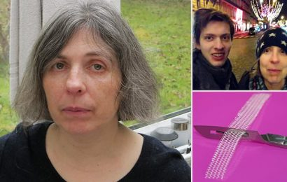 Mother, 52, is fundraising £26,000 to have her vaginal mesh removed