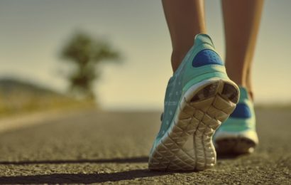 For a longer life get  moving, even a bit