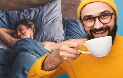 Sleep: Best drink to have before bed for a good night's sleep