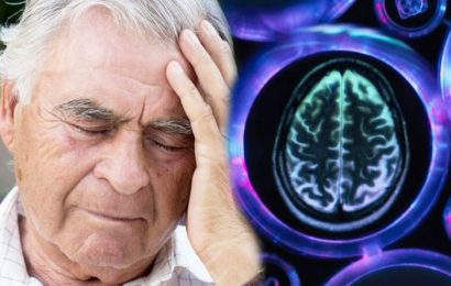 Dementia: This painful symptom may increase a person's risk of developing the condition