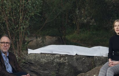 Body bags and corpse meditation: Is this how you cure your dread of death?