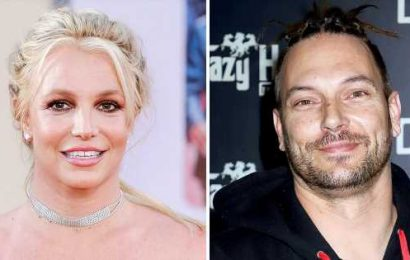 Britney Spears and Kevin Federline Make Change to Child Custody Agreement