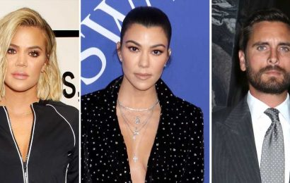 Khloe Kardashian: 'No One Should Judge' How Kourtney, Scott Discipline Kids