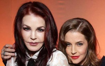 Priscilla Presley Gives Update on Lisa Marie's Twins
