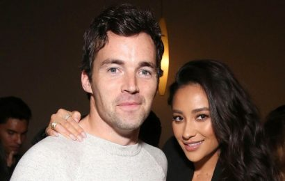 Why Ian Harding Is 'Worried' About Shay Mitchell Becoming a Mom