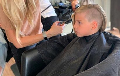 Carey Hart Shows Off 'Punk Rock' Daughter Willow's New Shaved Head: 'Fly Your Own Flag'