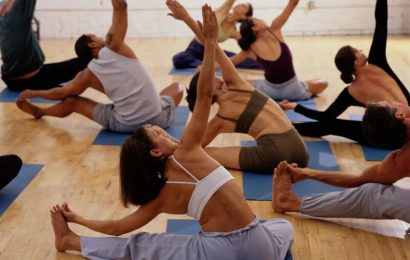 Take a fresh look at fitness classes
