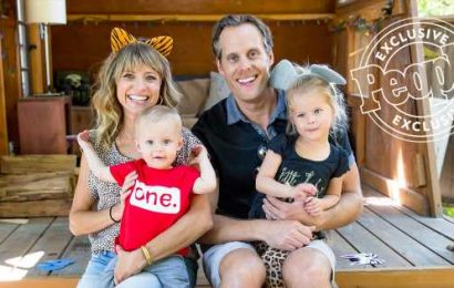 Roaring into 1! Christine Lakin's Son Baylor Celebrates His First Birthday at Jungle-Themed Bash