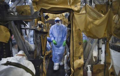 Uninfected patients key to improving Ebola response