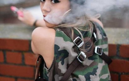Public health expert discusses the dangers of vaping and e-cigarettes
