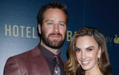 How Elizabeth Chambers Handles Haters Slamming Her and Armie Hammer's Parenting