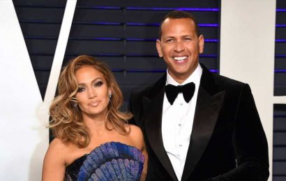 Alex Rodriguez Walked His First Runway Show Thanks to His Daughter