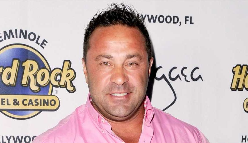 Joe Giudice Practices Martial Arts Shirtless After Prison: Watch!