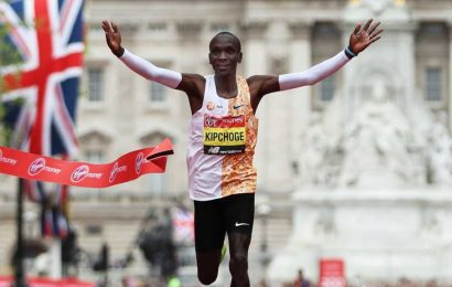 Why Eliud Kipchoge's 1:59 Marathon Won't Be an Official World Record