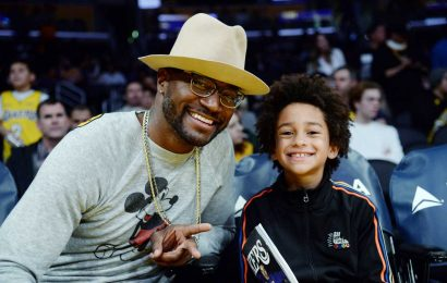 Taye Diggs Says It Was 'Pretty Stressful' to Have His Son Walker Meet His New Girlfriend