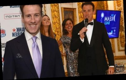 Anton Du Beke: Strictly Come Dancing star issues stark health warning for this winter