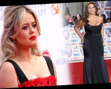 Emily Atack health: Actress' battle 'I have days where I struggle to get out of bed'
