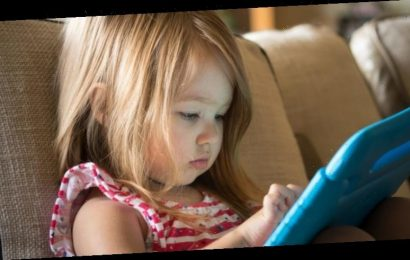 Tablets are so powerful 'they may not belong in the hands of toddlers'