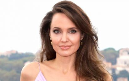How Angelina Jolie's Kids Helped Her Find Her 'True Self' Again