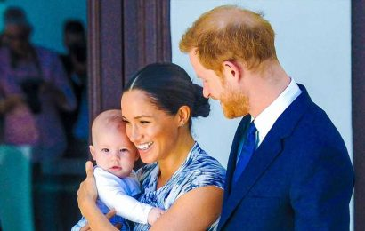 Already 6 Months! Prince Harry, Duchess Meghan's Son Is Trying to Talk