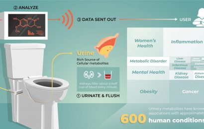 Can 'smart toilets' be the next health data wellspring?